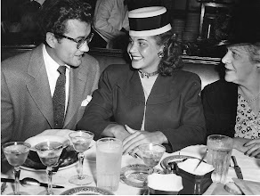 Photo: Robert Walker with June Blanchard at the Brown Derby
