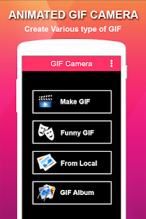 Animated gif maker android apps on google play animated gif maker screenshot thumbnail negle Choice Image