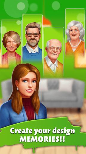 Home Memory: Word Cross & Dream Home Design Game 1.0.7 screenshots 7