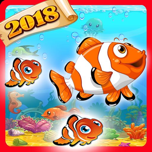 New Fishdom Ocean 2018 (game)
