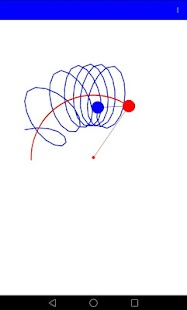 Beautiful Double Pendulum Simulator - náhled