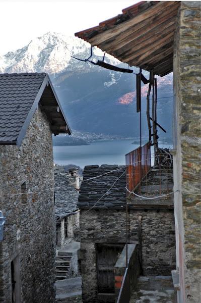Photo: Dal  Lago di Como
