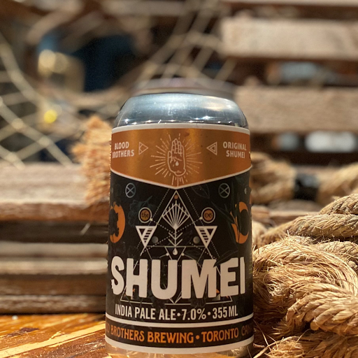 Shumei IPA 355ml Can 4PACK