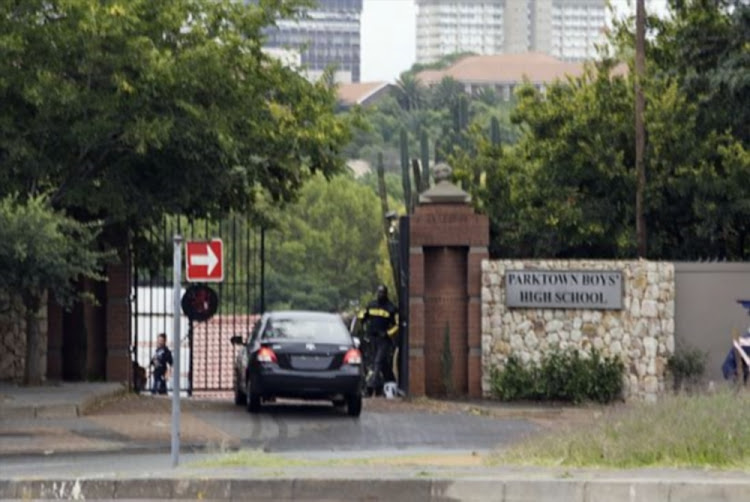 Former Parktown Boys' High School boarding master Collan Rex allegedly strangled boys and described it as a bonding exercise.