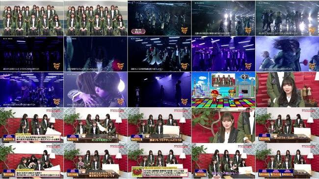 190223 (720p+1080i) 欅坂46 Part – CDTV