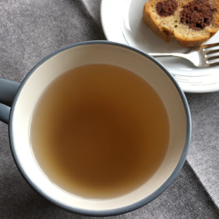 Ginger Honey Tea.