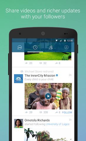 android KingsChat SuperUser Screenshot 1
