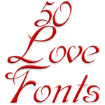 Fonts for FlipFont Love Fonts Icon