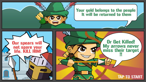 Archer Legend: ROBIN HOOD for PC