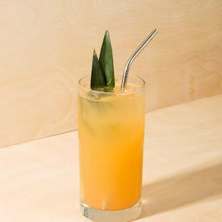 Pineapple, Strawberry, & Ginger Agua Fresca