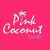 Pink coconut