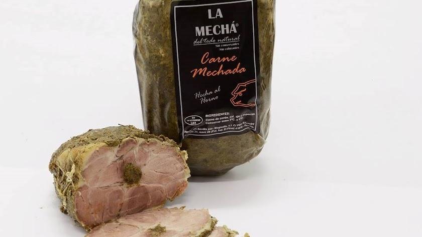 Carne La Mechá, causante del brote de listeriosis.