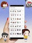 screenshot of Kumpulan Sticker Keren WAStickerApps