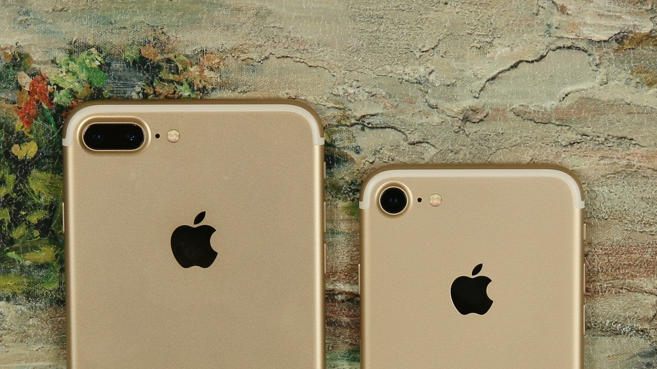 Với 8 triệu bạn nên mua iPhone 7 hay iPhone 7 Plus?