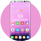 S9 Launcher - SS Galaxy S9 Launcher, Theme Note 8
