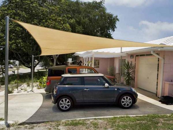 Car Parking Shades Supplier In UAE