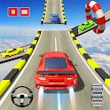 Extreme Car Stunt Mega Ramp: New Impossible Tracks icon