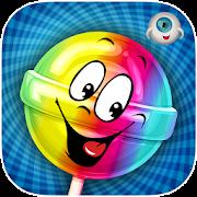 DIY Rainbow Candy Sweets Shop