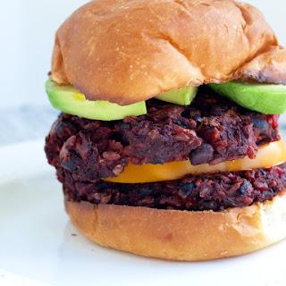 Hearty Beet Burgers