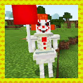 Awesome clown. Addon MCPE
