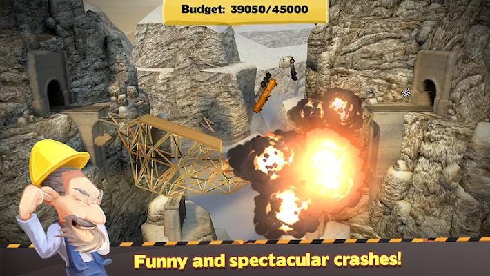 Bridge Constructor Screenshot Image