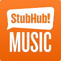 StubHub Music: Concert Tickets icon