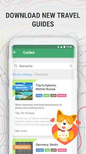App MAPS.ME – Offline maps, guides and navigation APK for Windows Phone