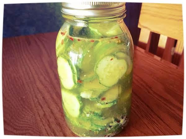 Zesty Dill Pickles Recipe