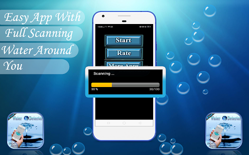 App Water Detector : Water Finder Simulator APK for Windows Phone
