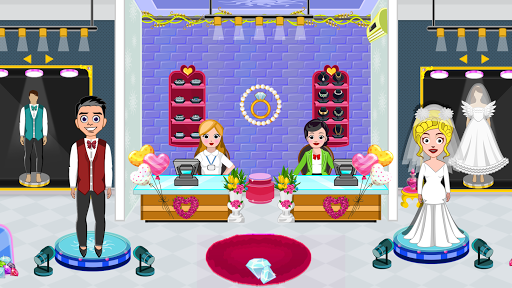 Pretend Town Wedding Party  screenshots 3