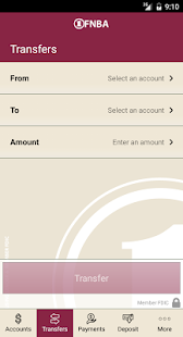 FNBA Mobile Banking- screenshot thumbnail