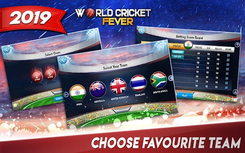 World Cricket Fever 2019 Apk  Download For Android 5