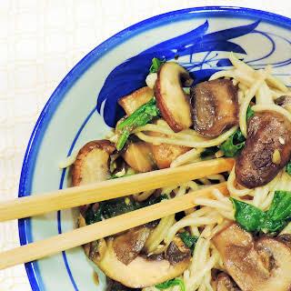 Rice Noodle Bowl Fix.