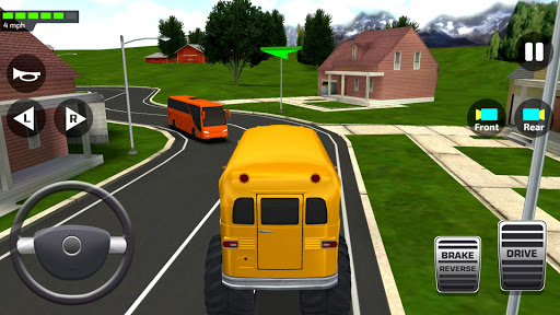 Super High School Bus Driving Simulator 3D - 2019 1.4 screenshots 10