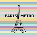Paris Metro Route Planner icon