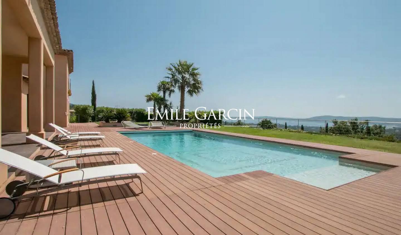 Villa avec piscine Grimaud