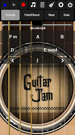Real Guitar - Guitar Simulator 4.0.3 screenshot 633766