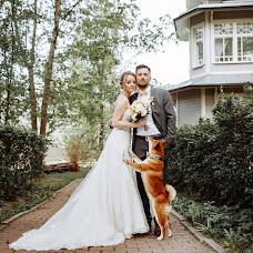 Wedding photographer Polina Pavlova (Polina-pavlova). Photo of 01.06.2018