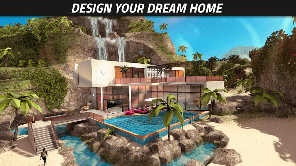 بناء منزل أحلامك على افاكين لايف Avakin Life وتزيينه كما تريد.