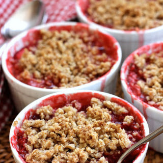 Strawberry Crisp Recipe