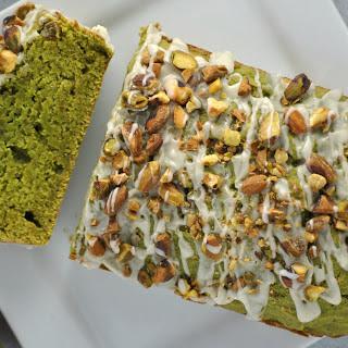 Pistachio Cake [Vegan].