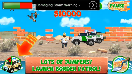 Trump The Wall 2.5 APK MOD screenshots 2