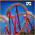 Rollercoaster VR Simulator Icon