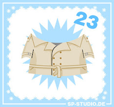Photo: This sp-studio.de update is a trendy trenchcoat. I hope the three different coats in this year's advent calendar were a good selection to survive the cold winter days :).