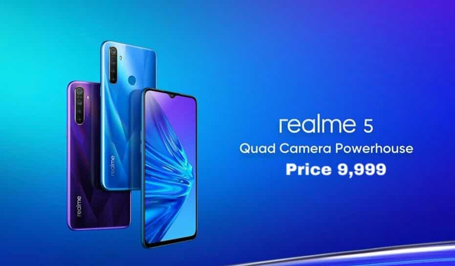 Realmi 5 Pro Price