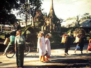 Photo: Rangoon (Yangoon), Burma