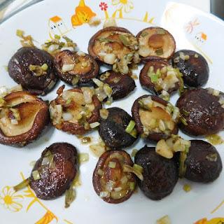 Sauteed Mushrooms Recipe