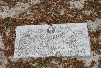Photo: Lawton Rhoden Son of John Berrian Rhoden and Nancy Raulerson.