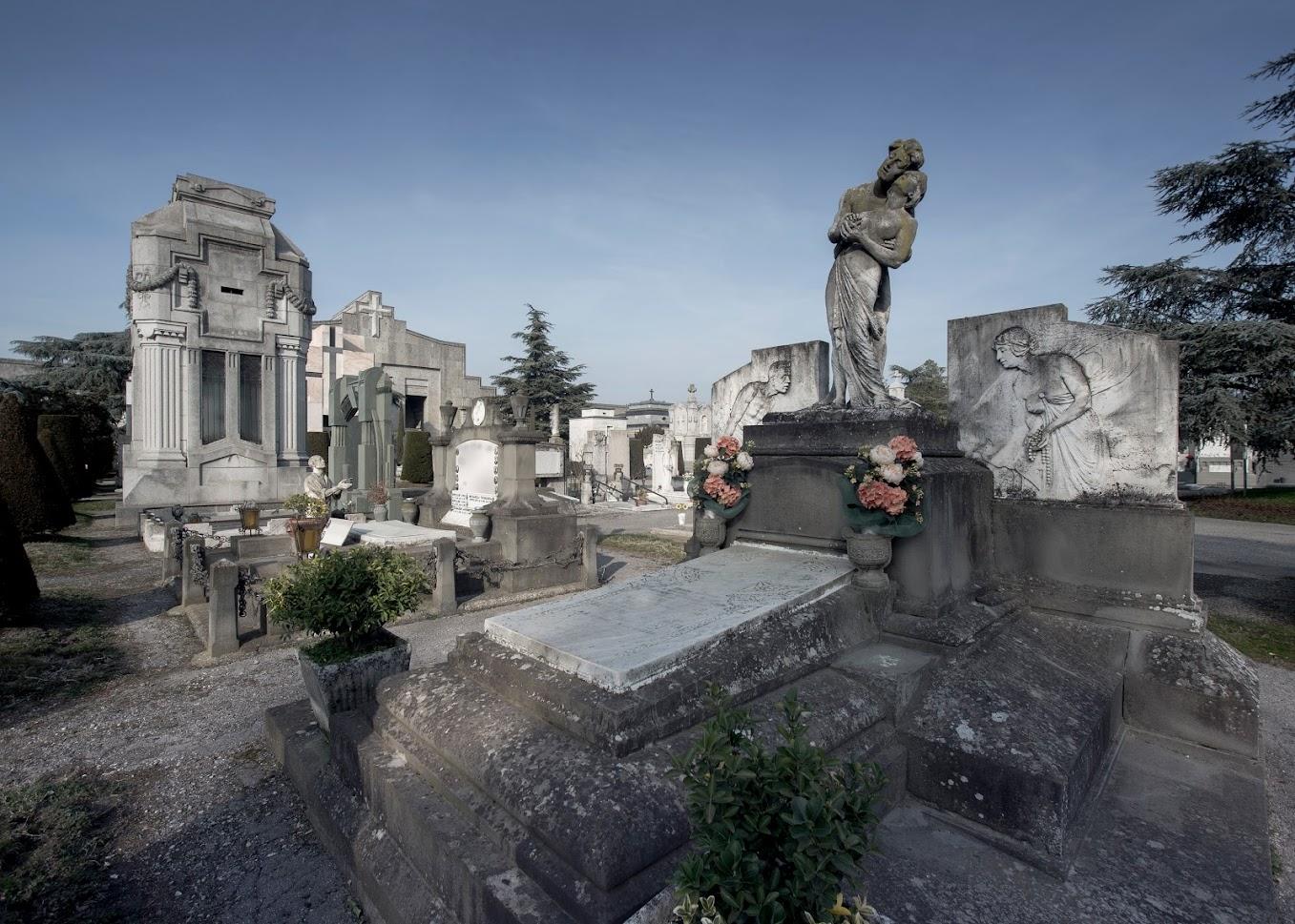 Monumentale Cemetery of Mantua