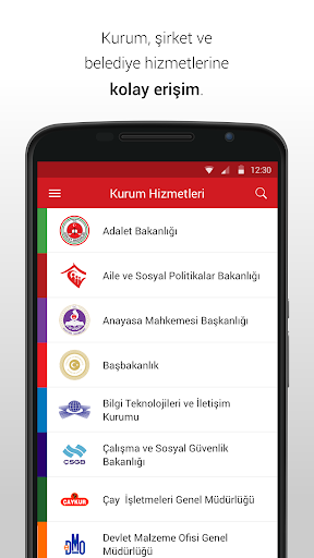 e-Devlet Kapu0131su0131  screenshots 2